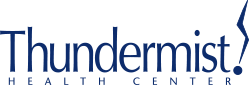 Thundermist Health Center Logo